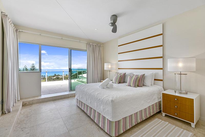 1-18 Douglas Street, Sunshine Beach - bedroom sea view