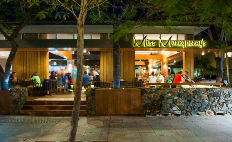 Miss Moneypenny's Restaurant Noosa
