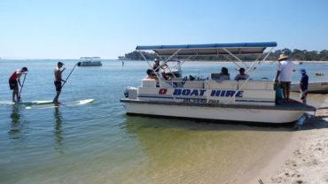 O Boat Hire Noosa