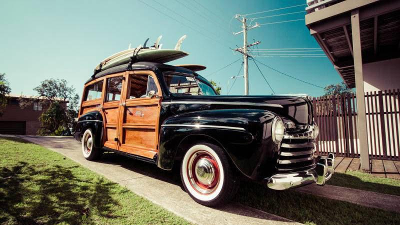 Noosa Woody Vehicle Tours