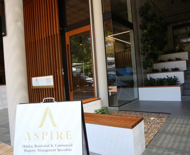 Noosa Luxury Holidays – Aspire Property Management has moved