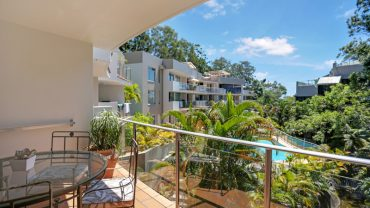 Apt 14, The Cove Noosa Resort
