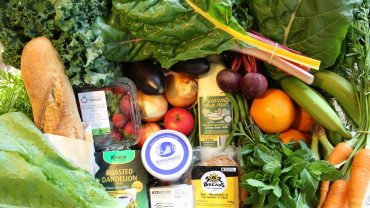 Certified organic produce to your door