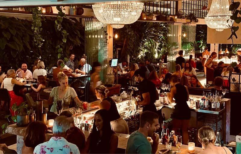 Noosa restaurants - bang bang