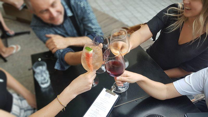 Noosa Junction's wine bar is alive!