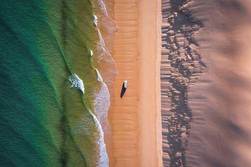 Visit Iconic Fraser Island